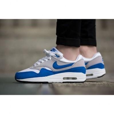 air max 1 bleu