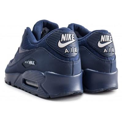 air max 90 nike bleu