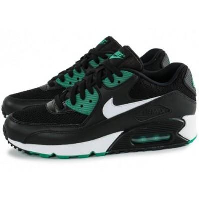 air max 90 noir vert