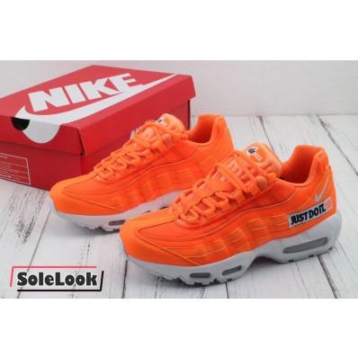 air max 95 just do it orange