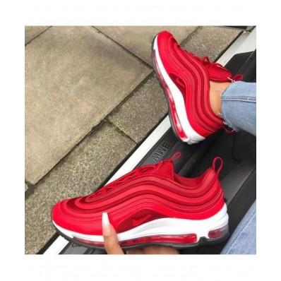 air max 97 couleur rouge