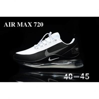 air max blanche et noir