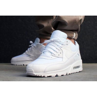 air max essential 90 blanche