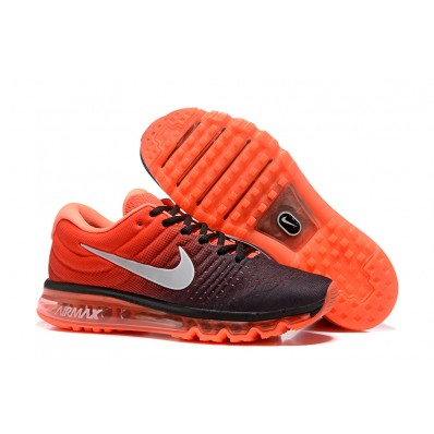 air max orange homme