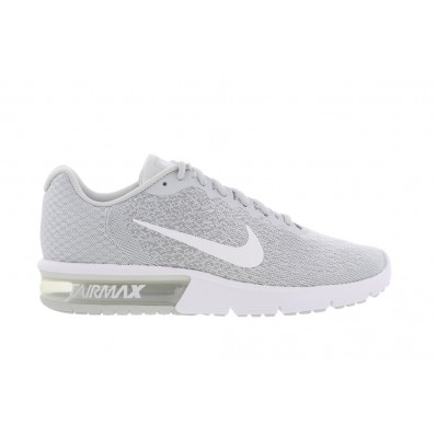 air max sequent 2 homme blanche