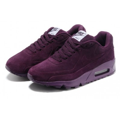 air max suede 90 marron