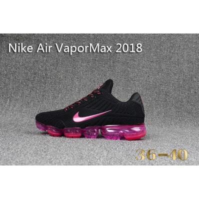 air max vapormax pour femme noir