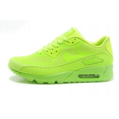 air max vert fluo