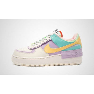 basket femme nike air force 1 couleur