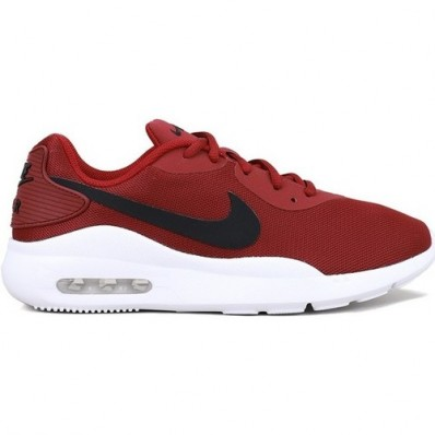 basket nike aire max rouge homme