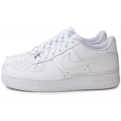 basket nike femme air force 1 blanche