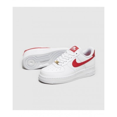 baskets nike air force 1 femme rouge