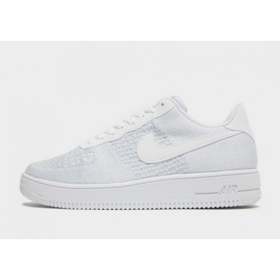 baskets nike air force 1 flyknit homme
