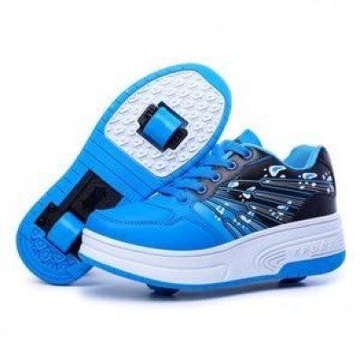 chaussure avec roulette nike