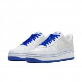 air force 1 nike bleu