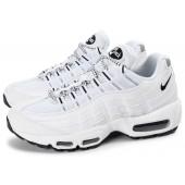 chaussure air max 95 blanche