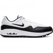 chaussure air max blanche et noir