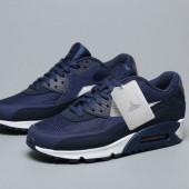 chaussure air max bleu