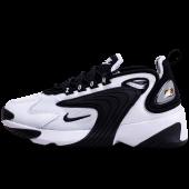 chaussure femme blanche et noir nike