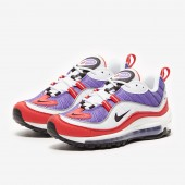 chaussure femme nike air max rouge