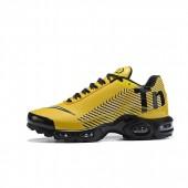 chaussure homme air max jaune