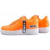 chaussures homme nike orange