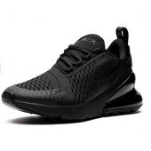 Nike Air Max 270 BG, Chaussures de Fitness Garçon Noir