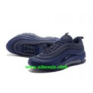 chaussure homme air max bleu