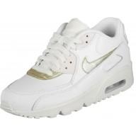 chaussures femme air max nike blanc