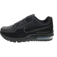 Nike Air Max Ltd 3, Sneakers Basses Homme Noir