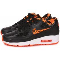 air max noir orange