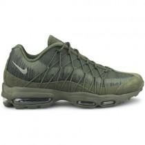chaussure homme vert nike