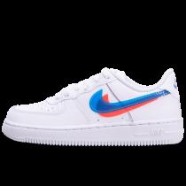 chaussure nike air force bleu