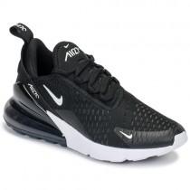 chaussure nike femme noire et blanc