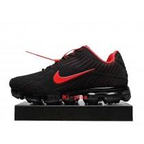 chaussure nike noir rouge