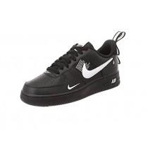 chaussures nike air force 1 noir et blanc