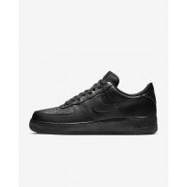 chaussures nike air force 1 noir et blanche