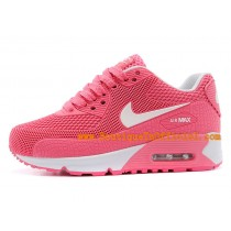 chaussures nike fille rose