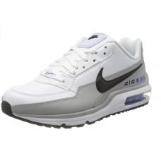 Nike Air Max Ltd 3, Sneakers Basses Homme Fumée légère gris noir blanc voiture bleue