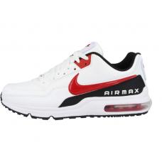 Nike Air Max Ltd 3, Sneakers Basses Homme White University Red Black