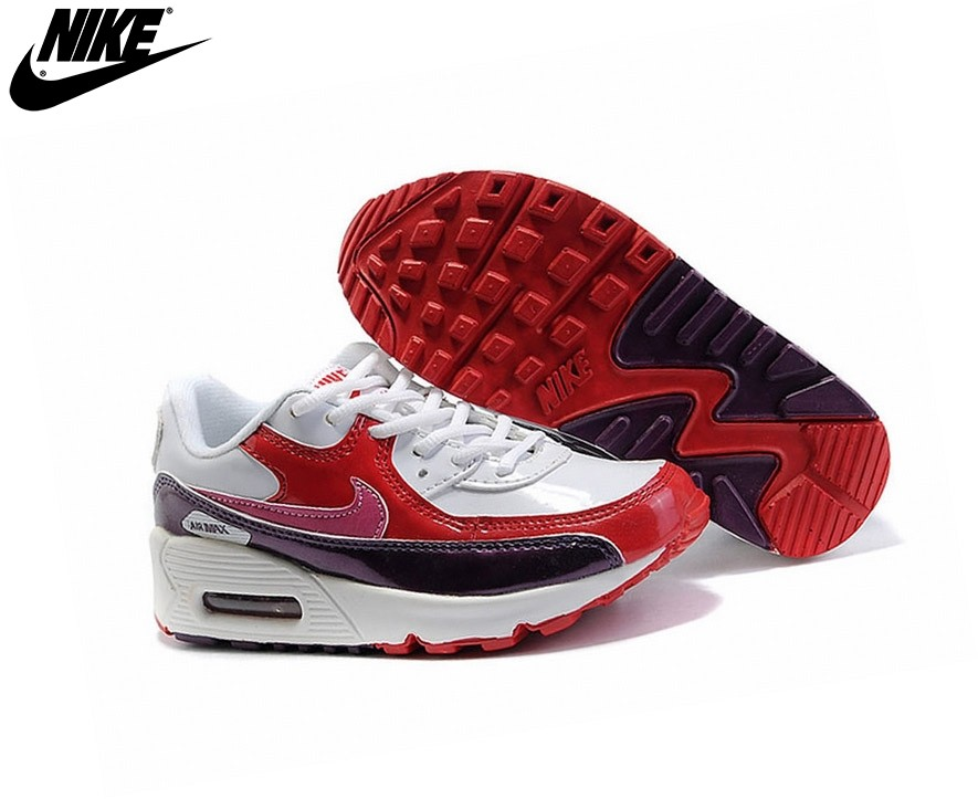air max 90 fille rouge
