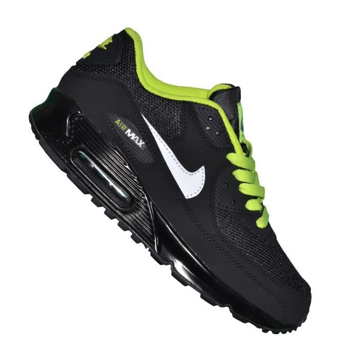 air max 90 homme fluo