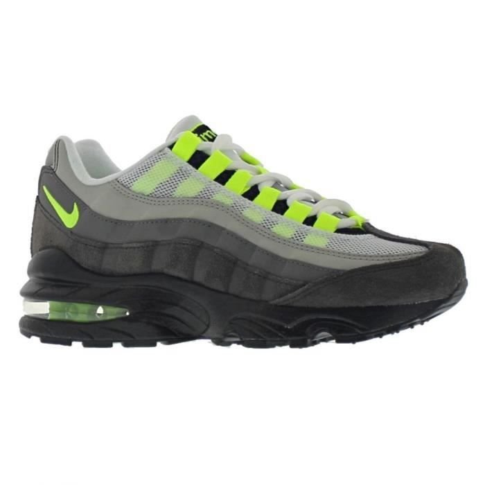 air max 95 homme fluo