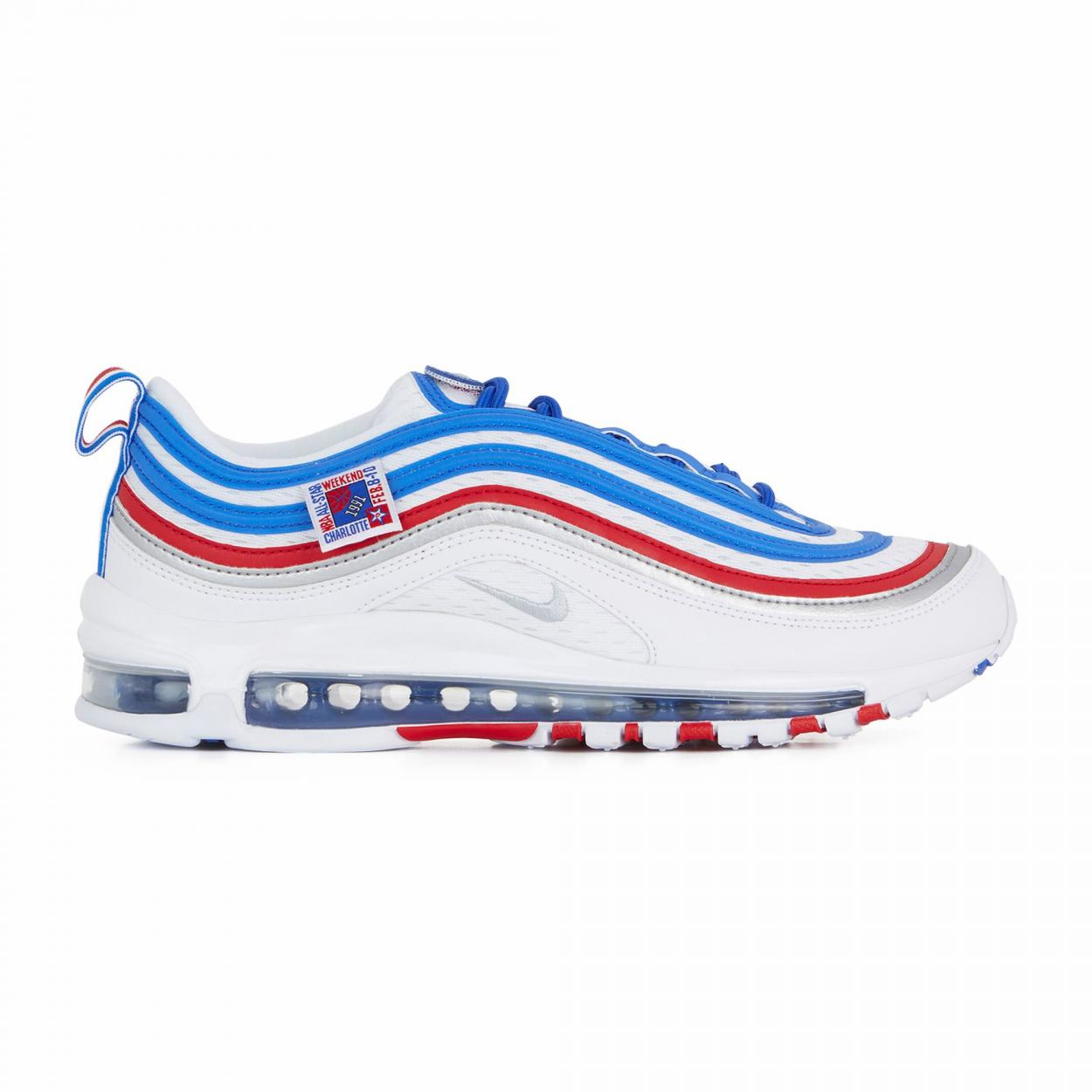 air max 97 homme blanc rouge