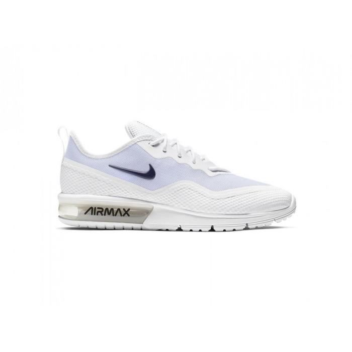 air max sequent 4 blanche