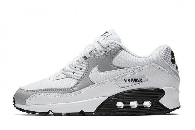 basket air max 90 homme blanche