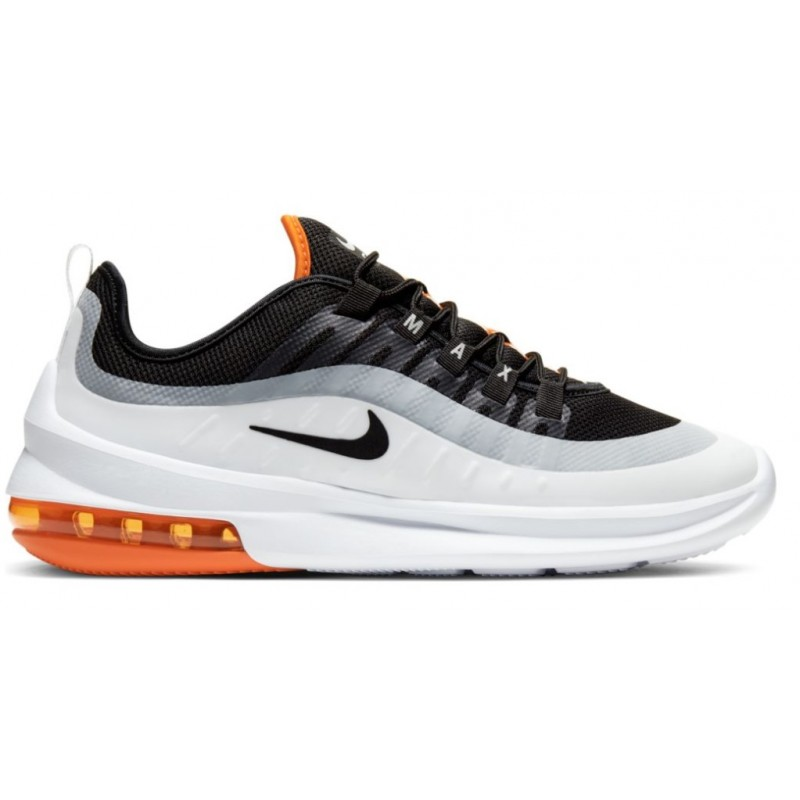 basket homme nike air max orange