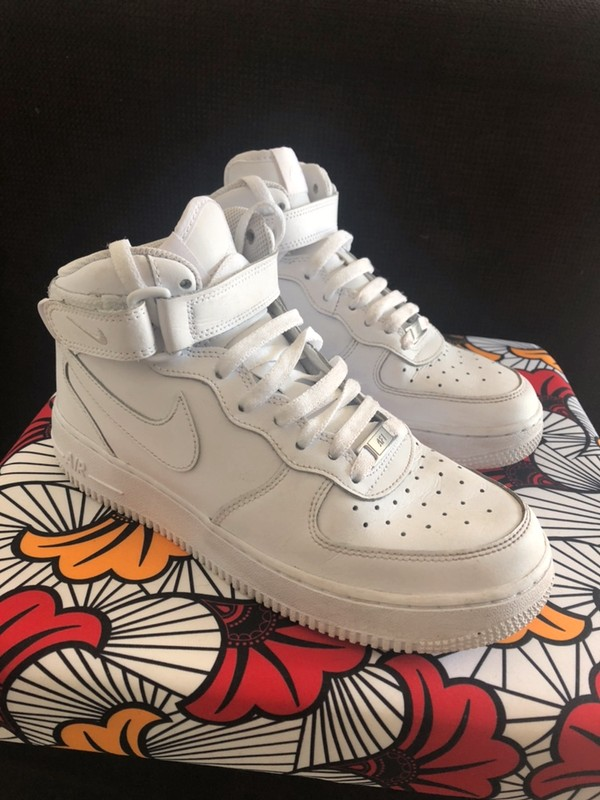 basket nike air force 1 montante
